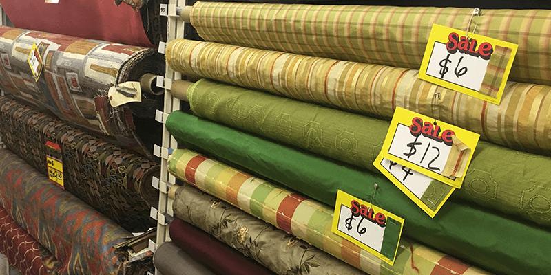 fabric stores in atlanta