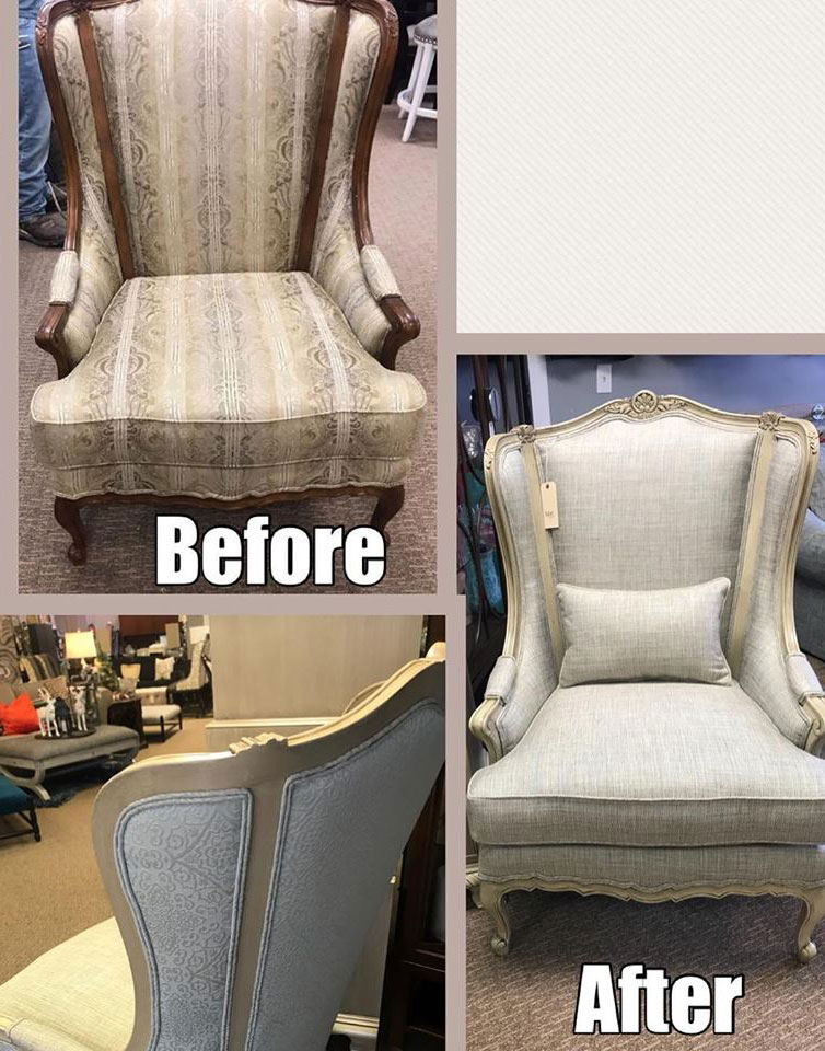 Furniture Upholstery Services Give New Life To Your Old Furniture
