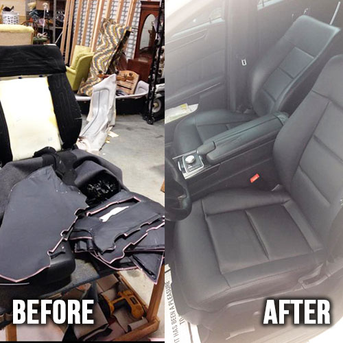 Car Upholstery Shop Near Me