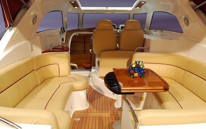 boat upholstery shops