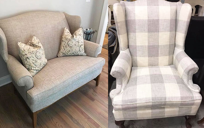 what is chair upholstery